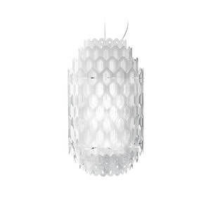 SLAMP - CHANTAL SUSPENSION WHITE SMALL팬던트조명