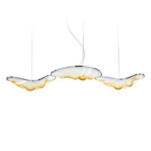 SLAMP - CROCCO SUSPENSION YELLOW 팬던트조명